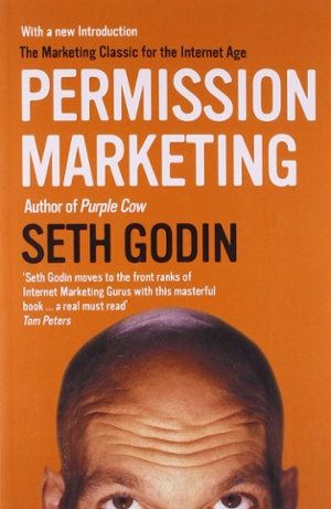 Couverture de Permission Marketing