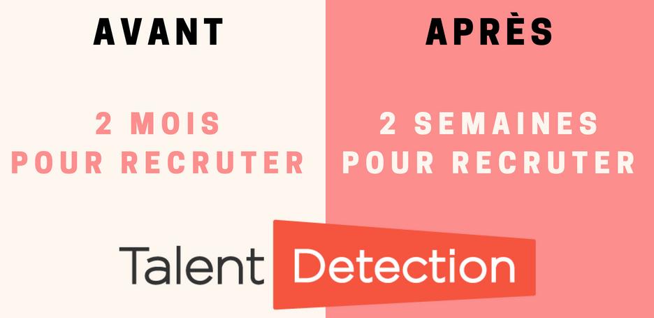 Talent Detection Avant-Après