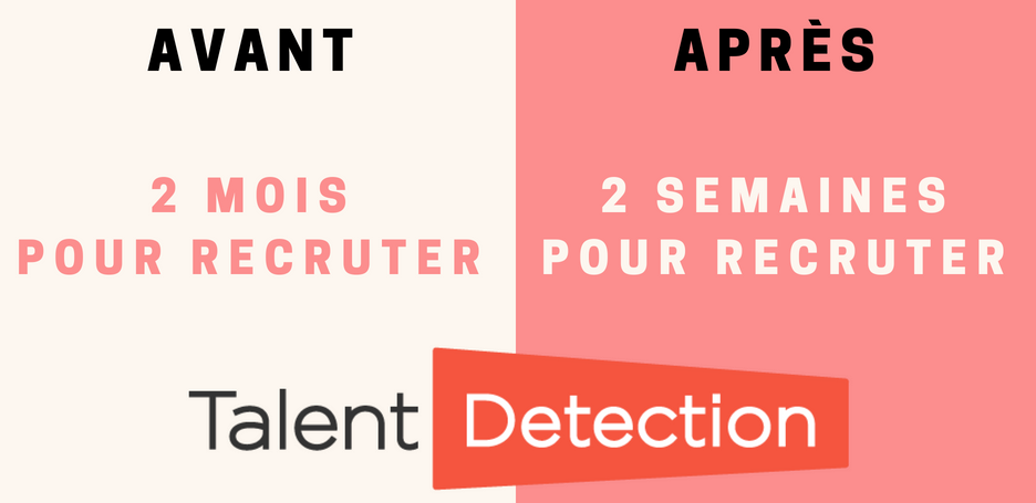 Talent Detection Avant-Après